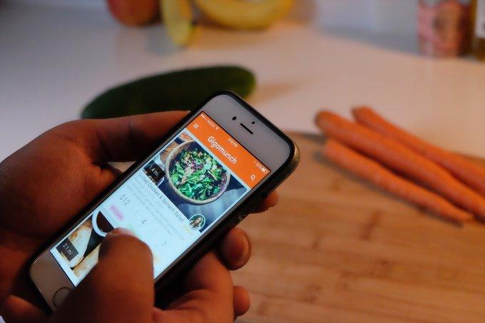 food deliver apps