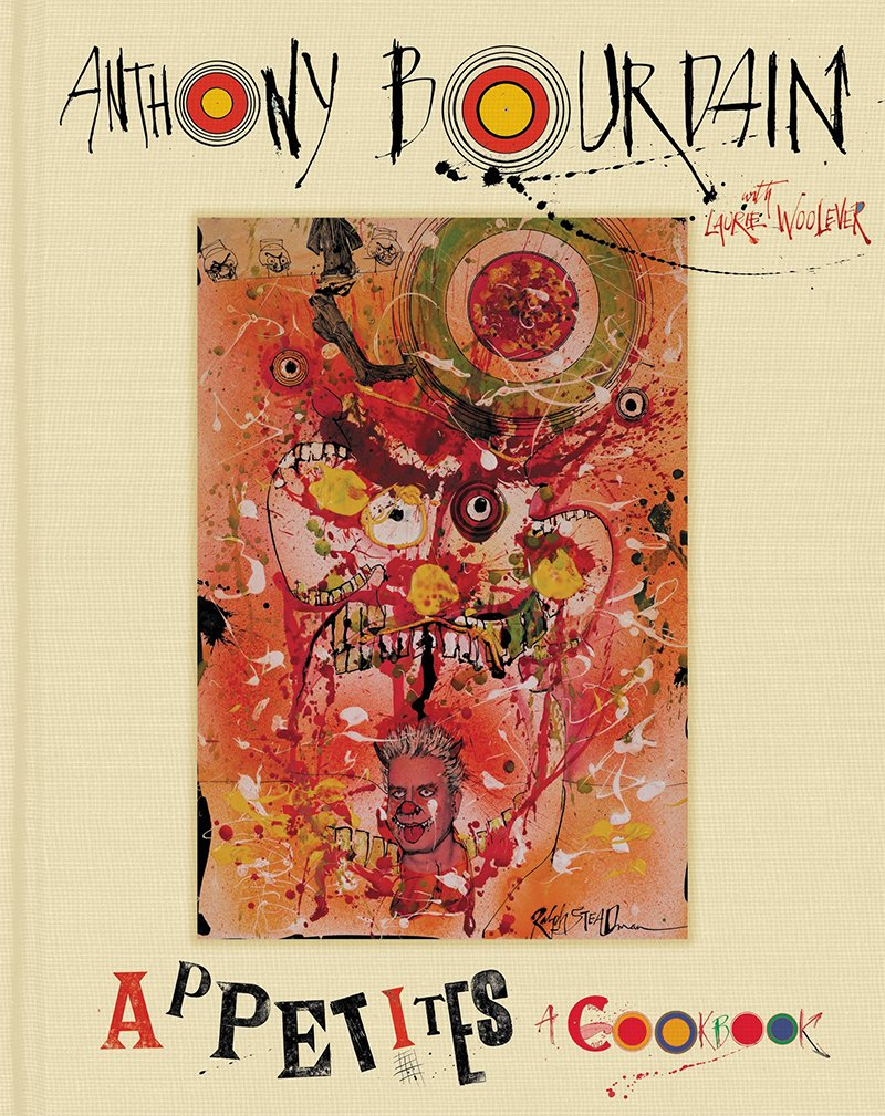 Anthony Bourdain Cookbook