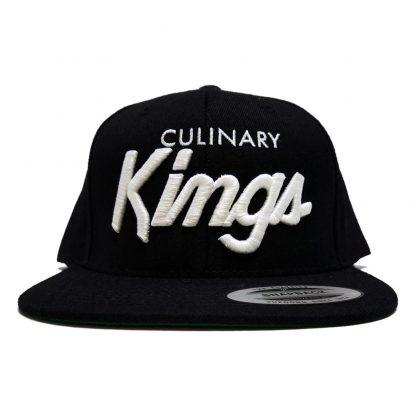 Culinary Kings Snapback Black