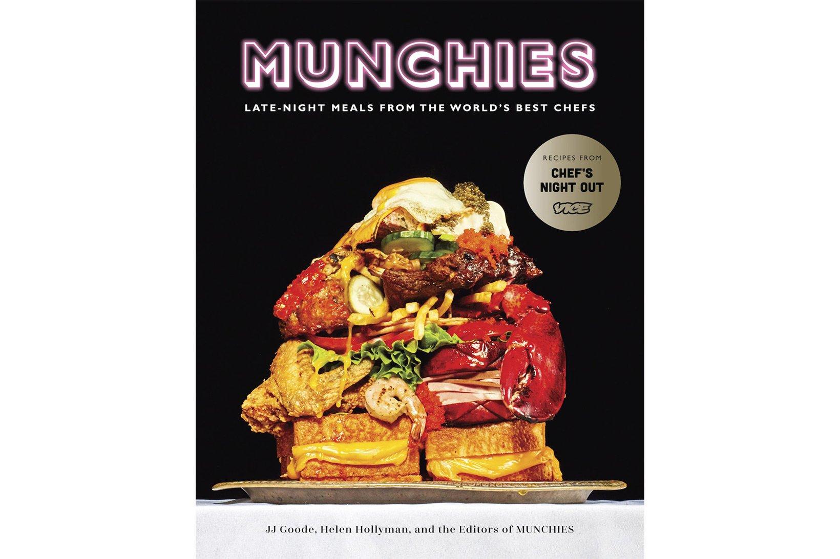 vice munchies late night cookbook