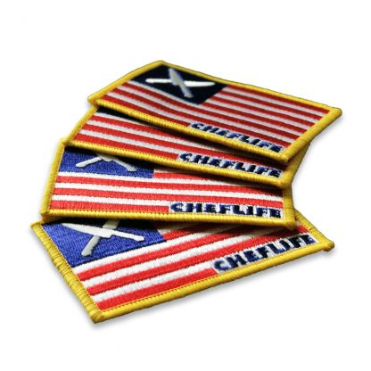 patches for chefs